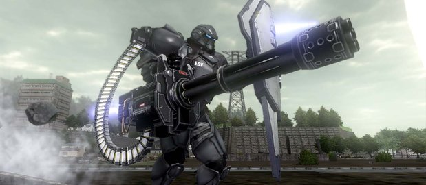 Earth Defense Force 2025 News