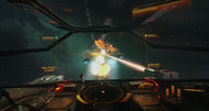 Elite: Dangerous trailer shows off multiplayer alpha action