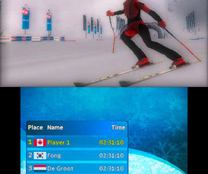 Winter Sports: Feel the Spirit Screenshots