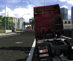 Euro Truck Simulator 2 Chat