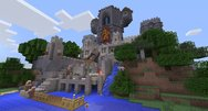 Minecraft: PlayStation 3 Edition screenshots