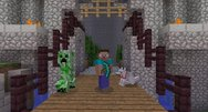 Minecraft emerges on PlayStation 3 this week, PS4 and Vita in 2014