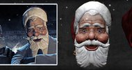 Payday 2 lets you rob a bank as Santa