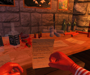 Viscera Cleanup Detail: Santa's Rampage Chat