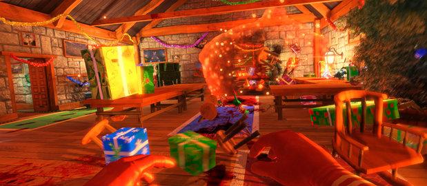 Viscera Cleanup Detail: Santa's Rampage News