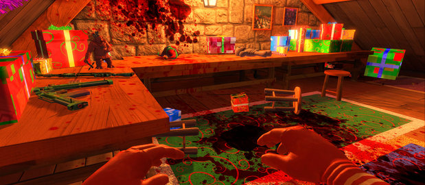 Viscera Cleanup Detail: Santa's Rampage News