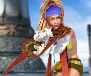 Final Fantasy X/X-2 HD Remaster Chat