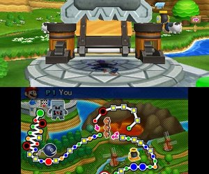 Mario Party: Island Tour Chat