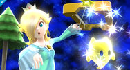 Rosalina and Luma join Super Smash Bros for Wii U and 3DS