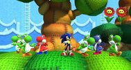 Sonic Lost World getting Nintendo-themed DLC