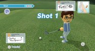 Wii Sports Club Golf screenshots