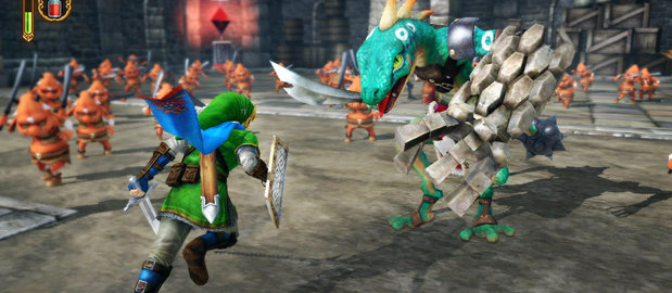 Hyrule Warriors News