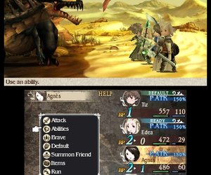 Bravely Default Chat