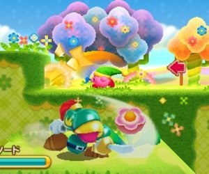 Kirby: Triple Deluxe Videos