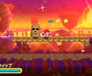 Kirby: Triple Deluxe Screenshots