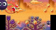 King Dedede bangs the drums in Kirby Triple Deluxe trailer