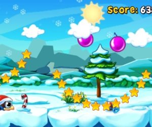 Bird Mania Christmas 3D Chat