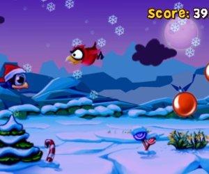 Bird Mania Christmas 3D Screenshots