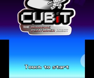 Cubit The Hardcore Platformer Robot Screenshots