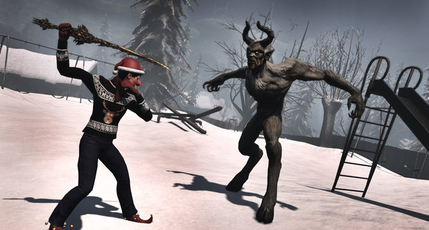 The Secret World A Mother of a Season screenshots