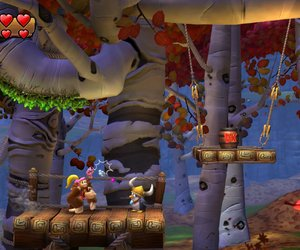 Donkey Kong Country: Tropical Freeze Screenshots