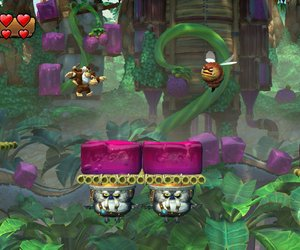 Donkey Kong Country: Tropical Freeze Chat