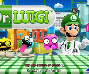 Dr. Luigi Screenshots