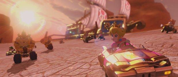 Mario Kart 8 News