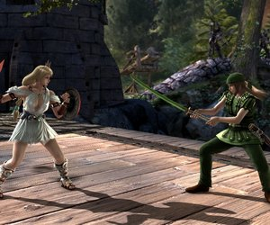 Soulcalibur Lost Swords Screenshots