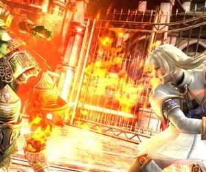Soulcalibur Lost Swords Screenshots