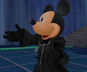 Kingdom Hearts HD 2.5 Remix Screenshots