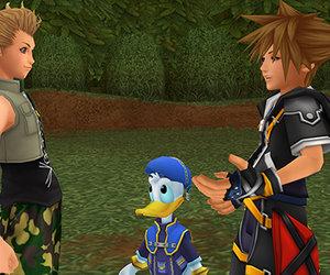 Kingdom Hearts HD 2.5 Remix Chat