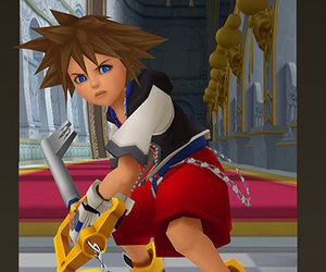 Kingdom Hearts HD 2.5 Remix Chat