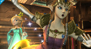 Princess Zelda joins Smash Bros for Wii U and 3DS