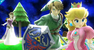Super Smash Bros for Wii U and 3DS will have console-specific trophies