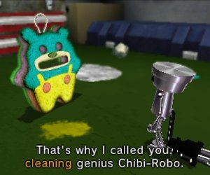 Chibi-Robo! Photo Finder Videos