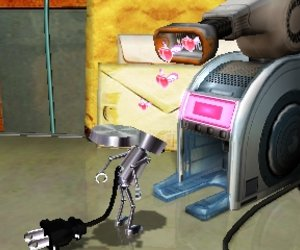 Chibi-Robo! Photo Finder Screenshots