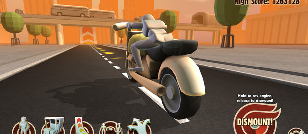 Turbo Dismount News