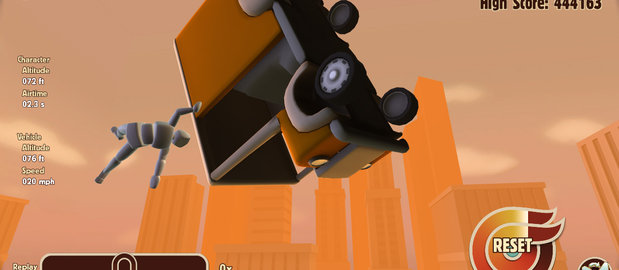 Turbo Dismount News