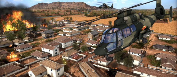 Wargame: Red Dragon News