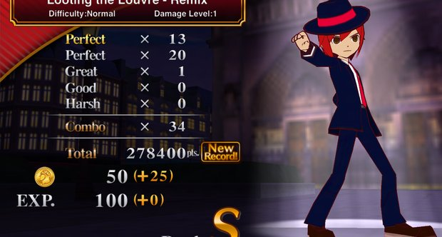Rhythm Thief & The Paris Caper screenshots