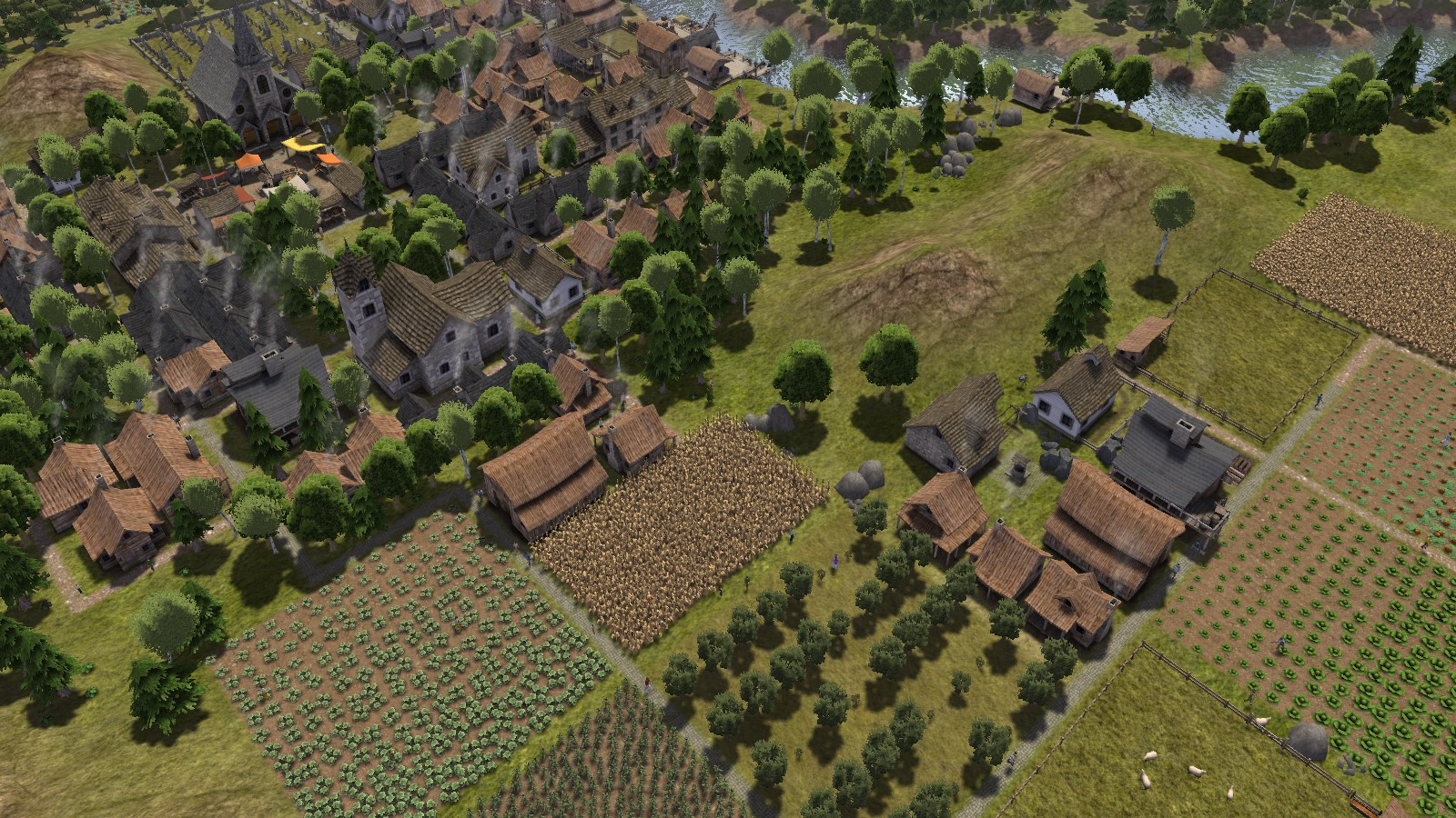 Banished Screenshots - Video Game News, Videos, and File ...