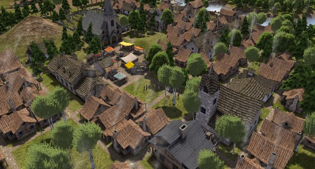 Banished screenshots