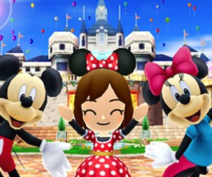 Disney Magical World Screenshots