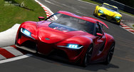 Gran Turismo 6 Toyota FT-1 Concept Coupe DLC screenshots
