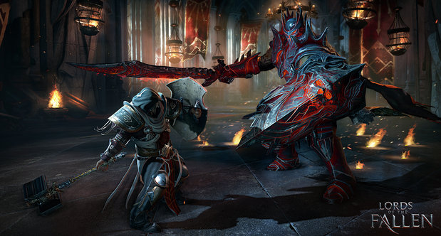 Lords of the Fallen screenshots