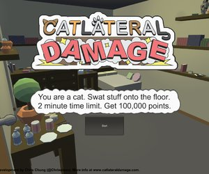 Catlateral Damage Screenshots