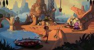 Broken Age launch screenshots