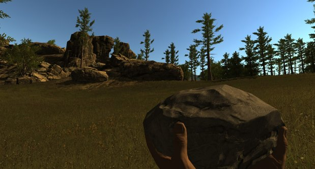 Rust screenshots