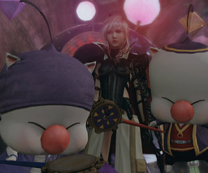 Lightning Returns: Final Fantasy XIII Chat